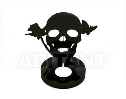 Купить Подсвечник Acrila Alnoor Candlestick Skull