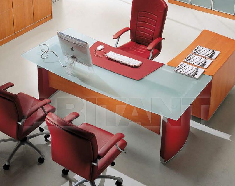 Купить Стол письменный Tecnoarredo srl Aliante AL301 VS NS3 AL510 1 NC3 NC3