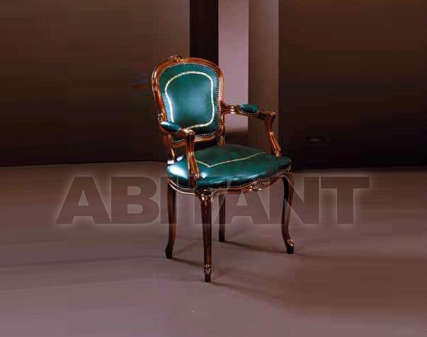 Купить Стул с подлокотниками Binda Mobili d'Arte Snc Classico 401