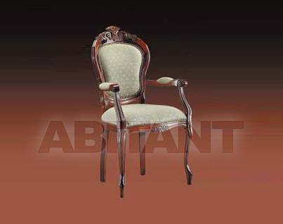 Купить Стул с подлокотниками Binda Mobili d'Arte Snc Classico 100/C