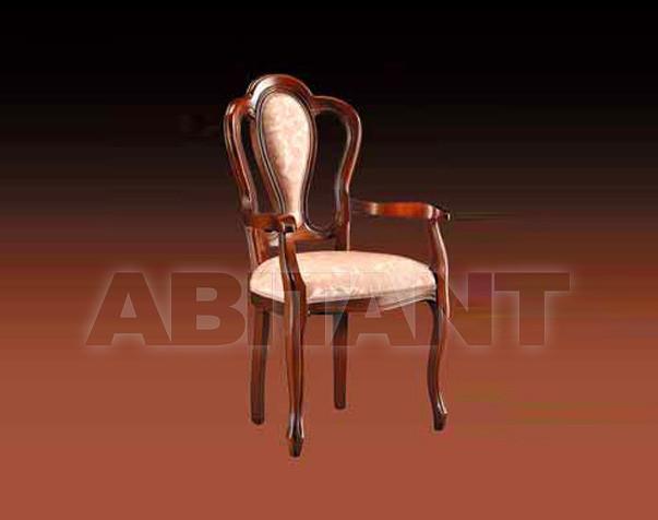 Купить Стул с подлокотниками Binda Mobili d'Arte Snc Classico 101/C