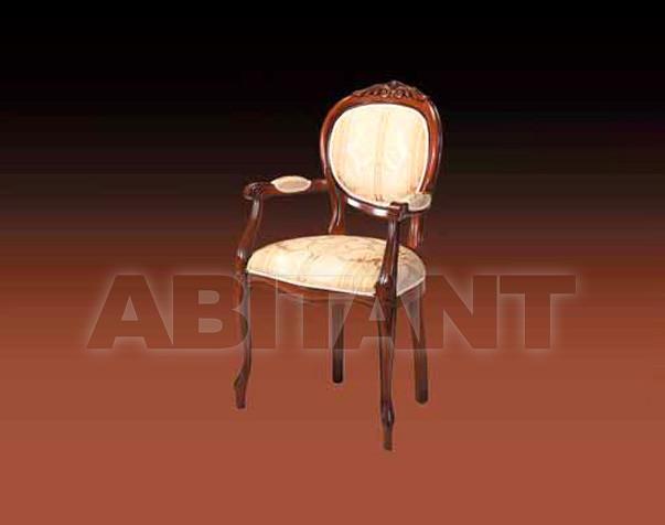Купить Стул с подлокотниками Binda Mobili d'Arte Snc Classico 116/C
