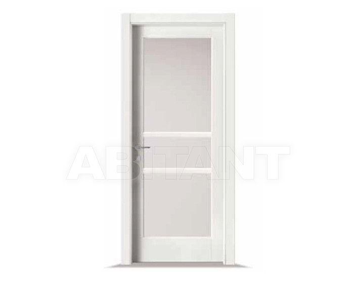 Купить Дверь деревянная Bertolotto Baltimora 2001 F1 satinato bianco