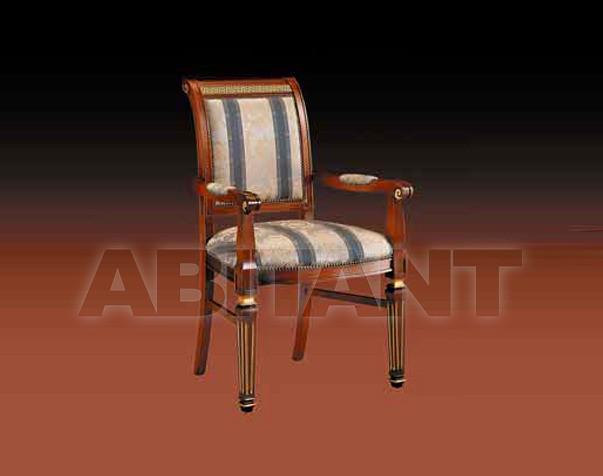 Купить Стул с подлокотниками Binda Mobili d'Arte Snc Classico 153/C