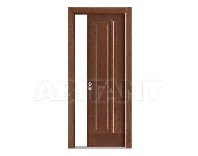 Купить Дверь деревянная Bertolotto Baltimora 2002 P Tanganica Scuro