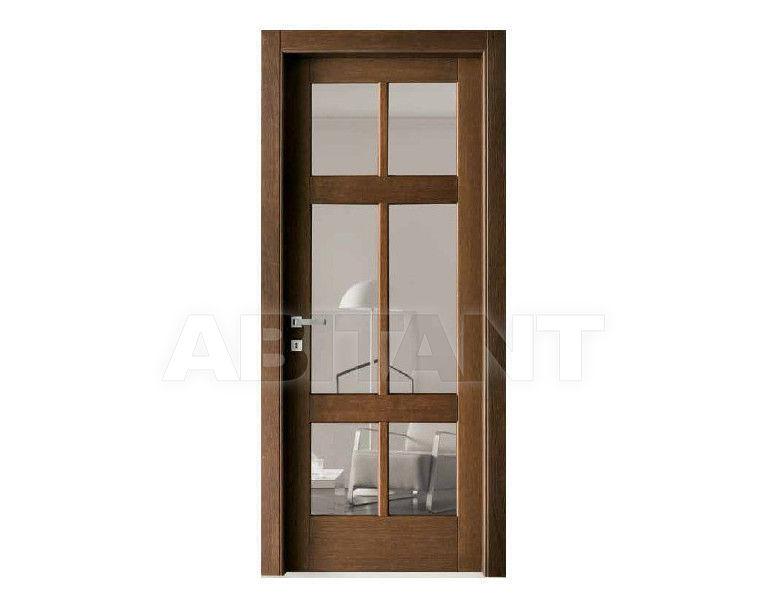 Купить Дверь деревянная Bertolotto Baltimora 2006 V Rovere Tabacco