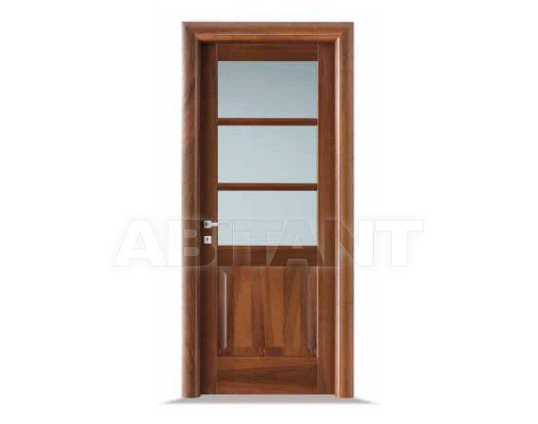 Купить Дверь деревянная Bertolotto Baltimora 2007 F3 Noce Nazionale