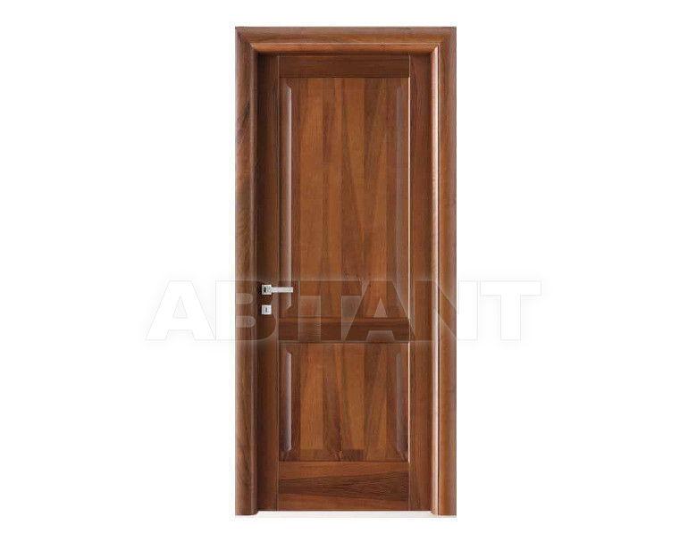 Купить Дверь деревянная Bertolotto Baltimora 2007 P Noce Nazionale