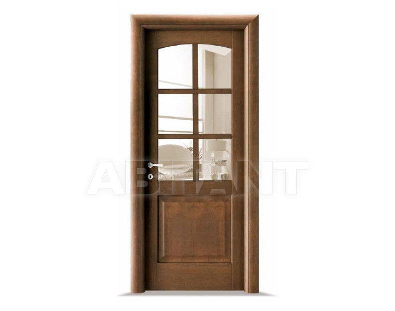 Купить Дверь деревянная Bertolotto Baltimora 2009 F6 Rovere Tabacco