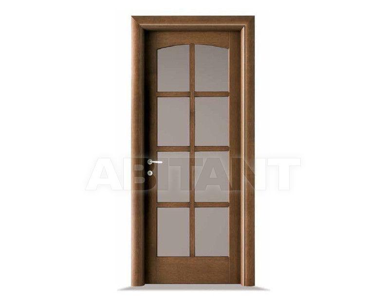 Купить Дверь деревянная Bertolotto Baltimora 2011 F8 Rovere Tabacco