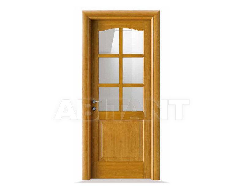 Купить Дверь деревянная Bertolotto Baltimora 2012 F6 Rovere Miele