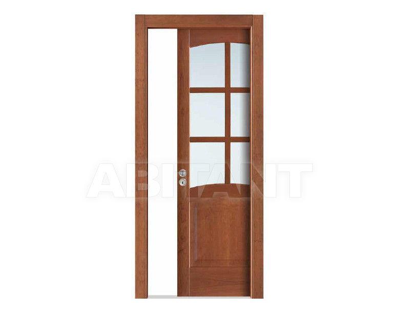 Купить Дверь деревянная Bertolotto Baltimora 2013 f6 Ciliegio tr