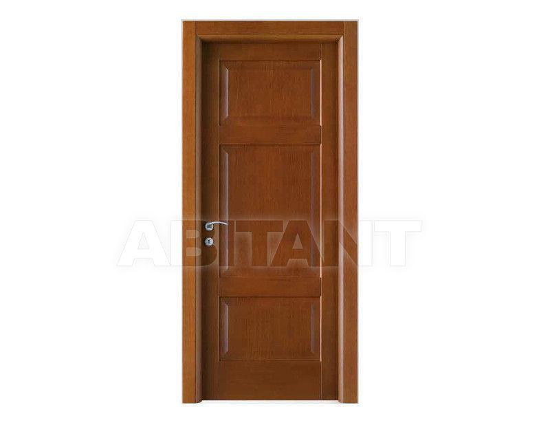 Купить Дверь деревянная Bertolotto Baltimora 2016 P Tanganica Ciliegiato