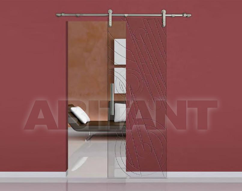 Купить Дверь  стеклянная Bertolotto Casa Zen pegaso glas tr