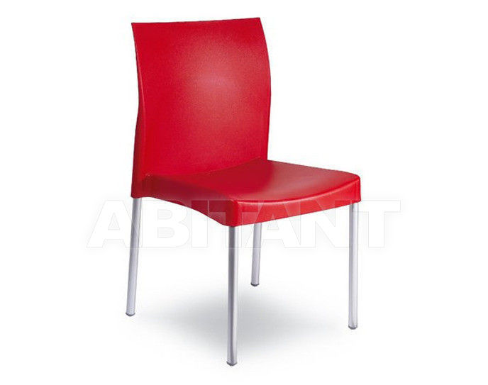 Купить Стул JENNY Contral Outdoor 405 08 = rosso