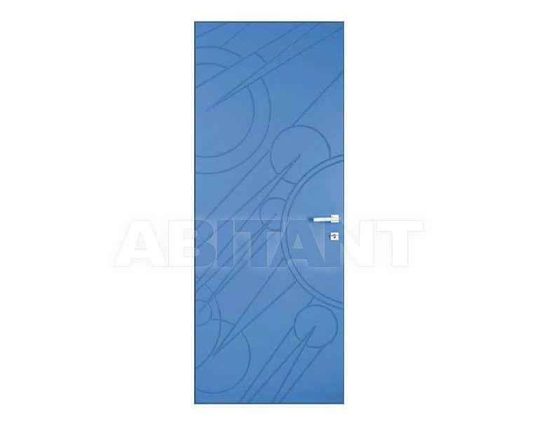 Купить Дверь деревянная Bertolotto Casa Zen auriga blu