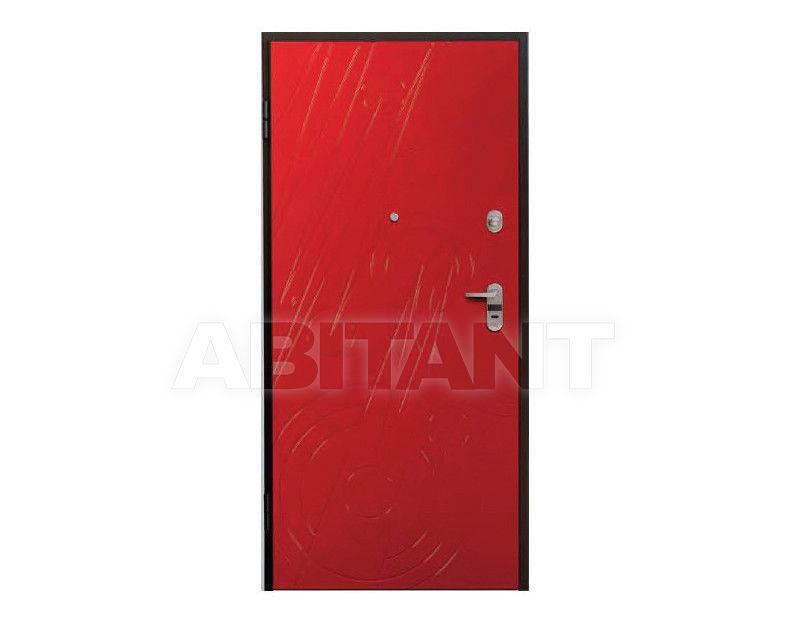 Купить Дверь входная Bertolotto Casa Zen secur DM red