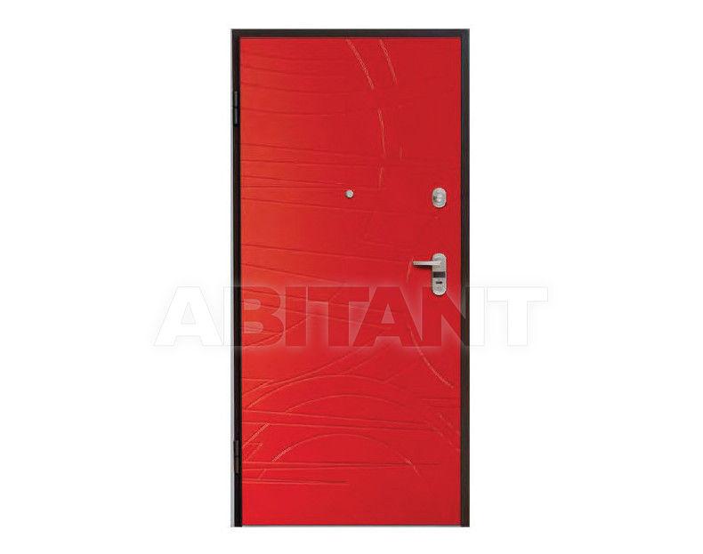 Купить Дверь входная Bertolotto Casa Zen secur DM red l8