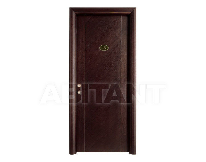 Купить Дверь деревянная Bertolotto Dakar doga obli all Rovere Wenge