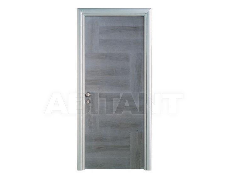 Купить Дверь деревянная Bertolotto Dakar alterna Noce Nazionale grey