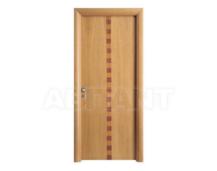 Купить Дверь деревянная Bertolotto Dakar greca Rovere Miele
