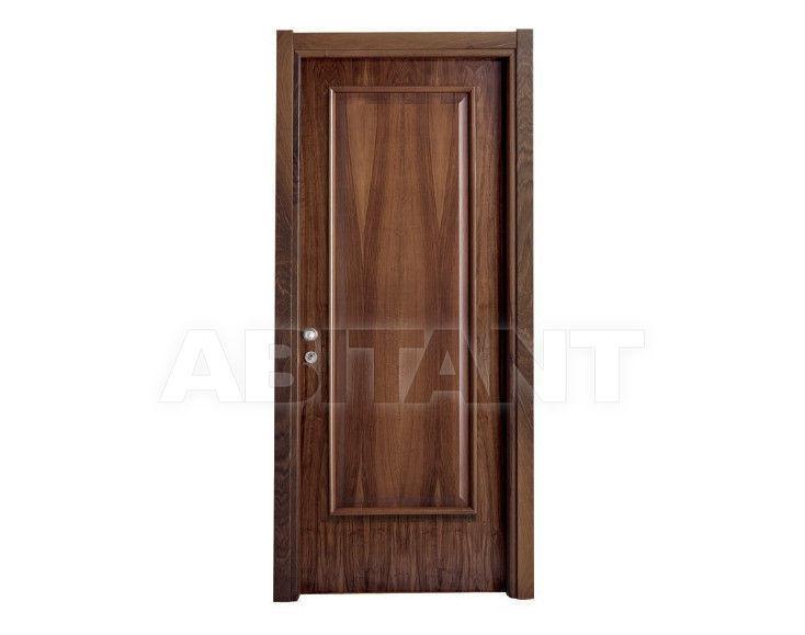 Купить Дверь деревянная Bertolotto Dakar h15 Noce Nazionale