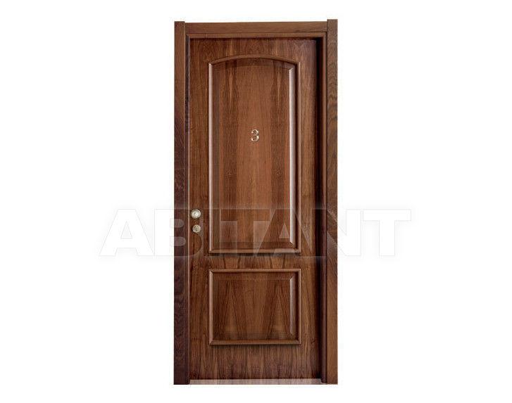 Купить Дверь деревянная Bertolotto Dakar q Noce Nazionale