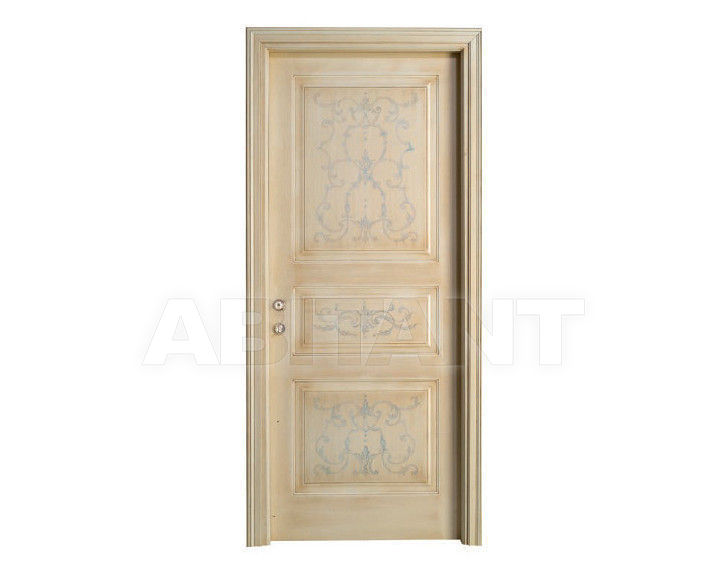 Купить Дверь деревянная Bertolotto Dakar l3p francesca pantografato finitura patinato intenso