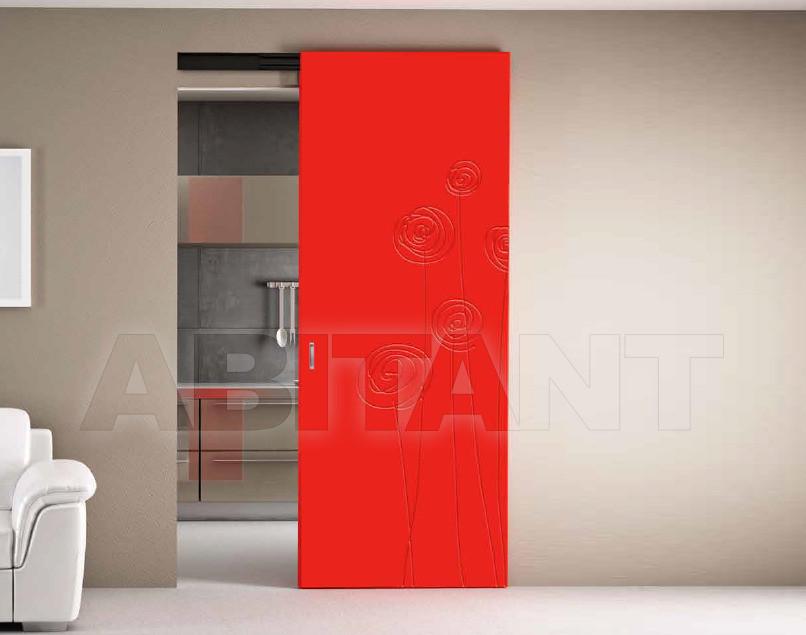 Купить Дверь деревянная Bertolotto Natura soffi incisa scomparsa essential