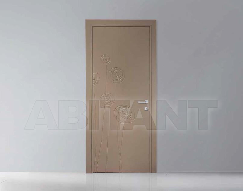 Купить Дверь деревянная Bertolotto Natura soffi incisa beige