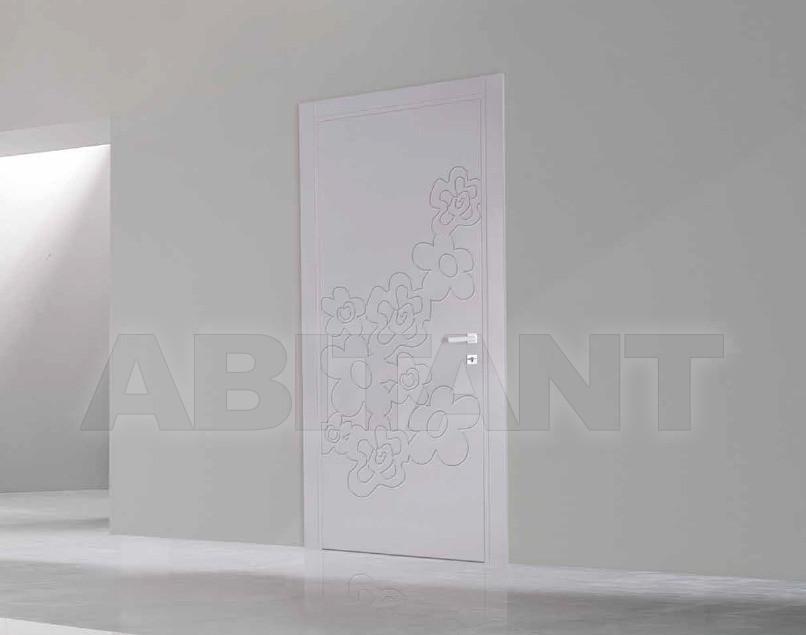 Купить Дверь деревянная Bertolotto Natura trolius incisa white