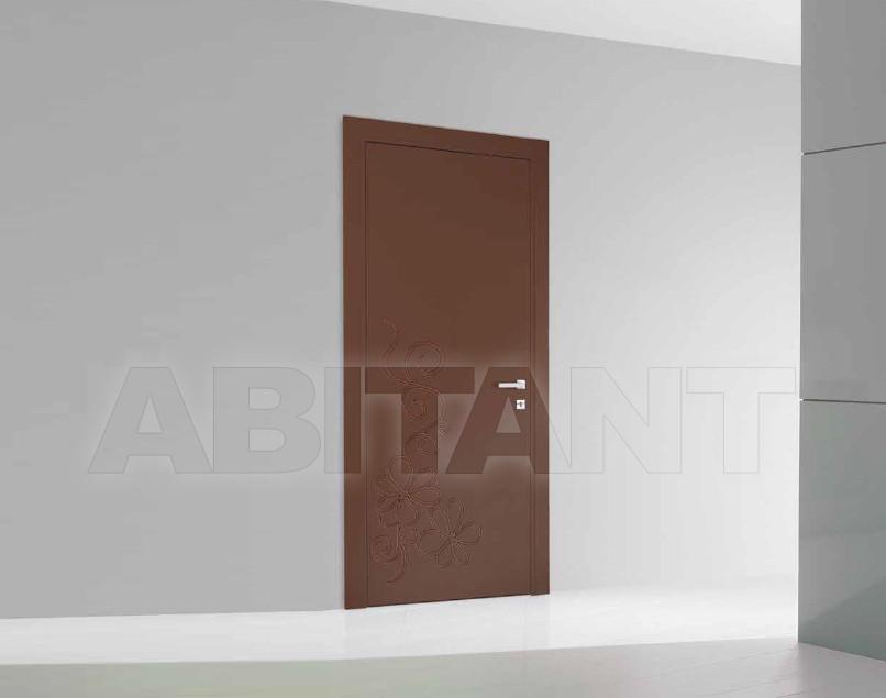 Купить Дверь деревянная Bertolotto Natura pri incisa brown