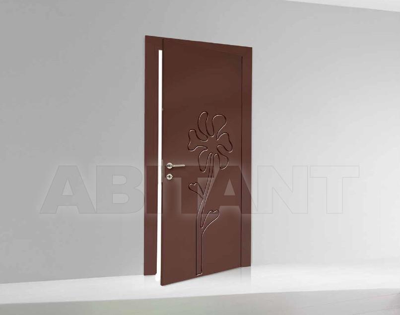 Купить Дверь деревянная Bertolotto Natura maggie incisa brown