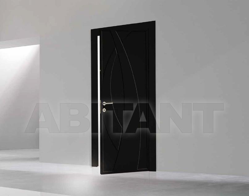 Купить Дверь деревянная Bertolotto Natura adriade pantografata black