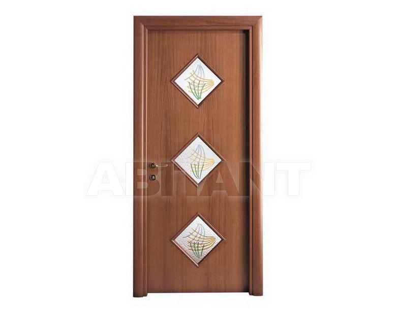 Купить Дверь деревянная Bertolotto Venezia rombo v3 Tanganica Medio