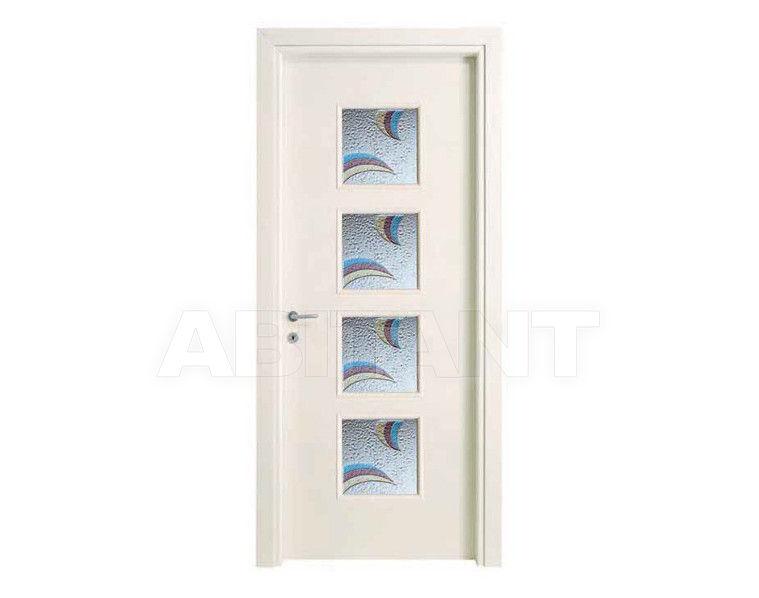 Купить Дверь деревянная Bertolotto Venezia quater laccato bianco