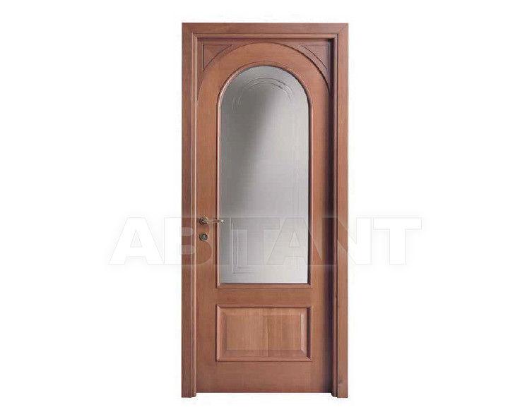 Купить Дверь деревянная Bertolotto Venezia h13 arc v Tanganica Medio