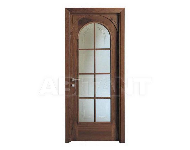 Купить Дверь деревянная Bertolotto Venezia h16 arc f8 Noce Nazionale