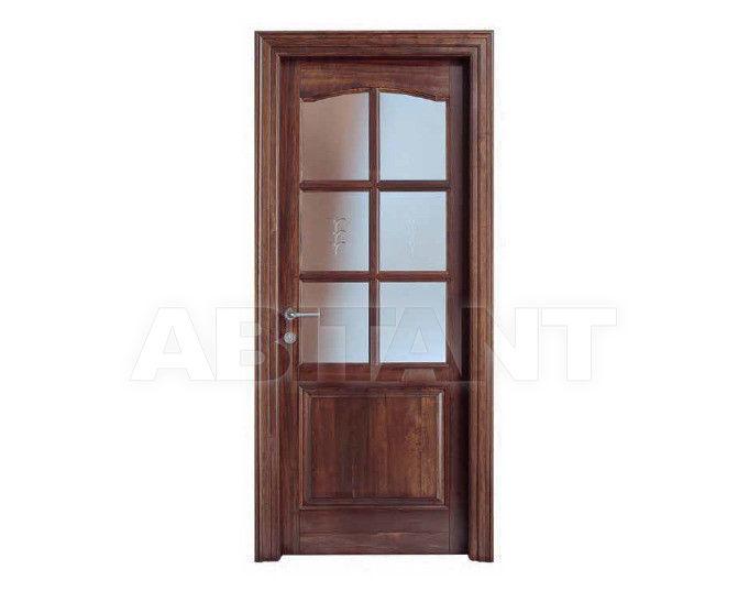 Купить Дверь деревянная Bertolotto Rodi 8 f6 softwood noce