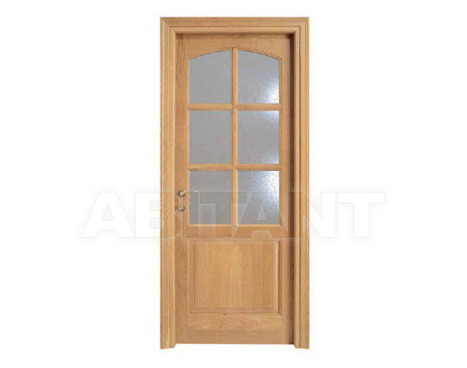 Купить Дверь деревянная Bertolotto Rodi 9 f6 Rovere Miele