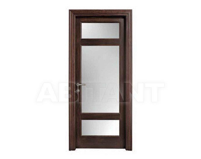 Купить Дверь деревянная Bertolotto Rodi 12 v softwood noce