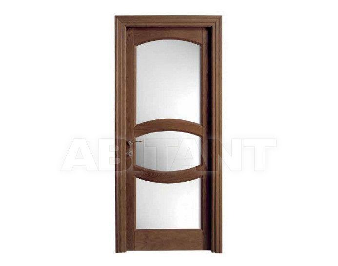 Купить Дверь деревянная Bertolotto Rodi 14 v rovere noce