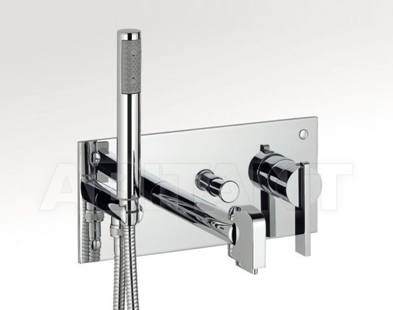 Купить Встраиваемый смеситель THG Bathroom U2A.6580SG ALBERTO PINTO