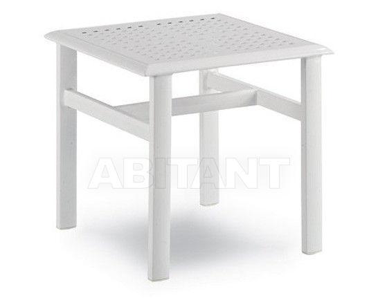 Купить Столик приставной MALINDI Contral Outdoor 606 BCO = bianco