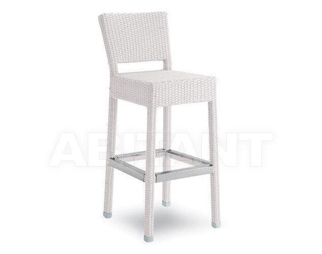 Купить Барный стул JAZZ Contral Outdoor 660 BCO = bianco