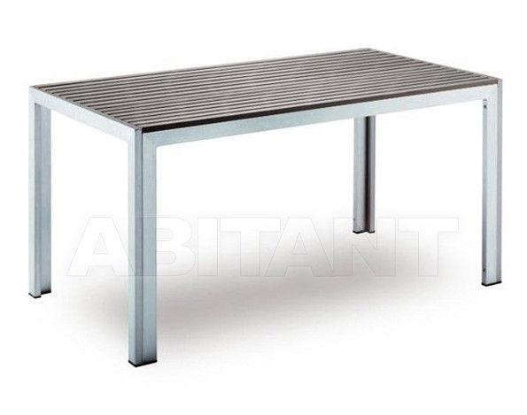 Купить Стол обеденный BAVARIA Contral Outdoor 665/T GR = grigio