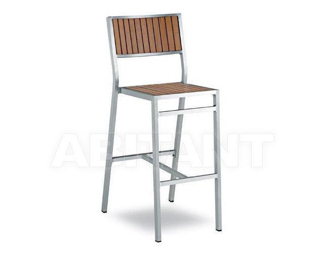 Купить Барный стул BAVARIA Contral Outdoor 669 TK = teak