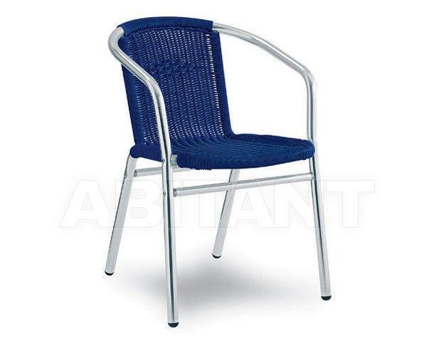 Купить Стул с подлокотниками NIZZA Contral Outdoor 704 01 = blu