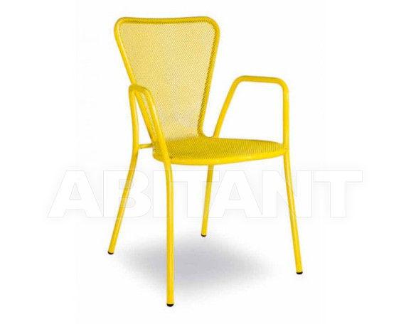 Купить Стул с подлокотниками TOSCA Contral Outdoor 717 03 = giallo