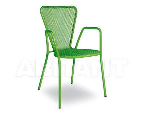 Купить Стул с подлокотниками TOSCA Contral Outdoor 717 13 = verde